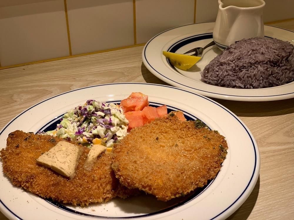 オリジナル調味料で「味変」 アンジャッシュ・渡部も絶賛するカツレツ専門店