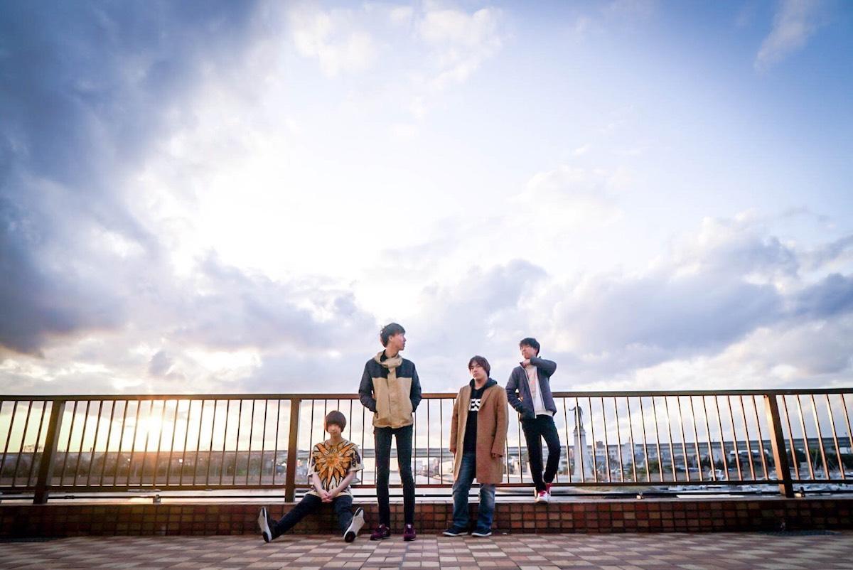 【注目の学生アーティスト】大阪の4人組ロックバンド・ソラノハシ「より多くの人に愛されるバンドになっていきたい」