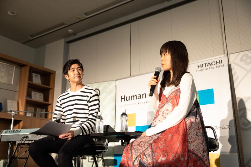 藤巻亮太×川嶋あい、音楽にできる社会貢献を考える。被災地に力を与えた一曲『旅立ちの日に…』も披露