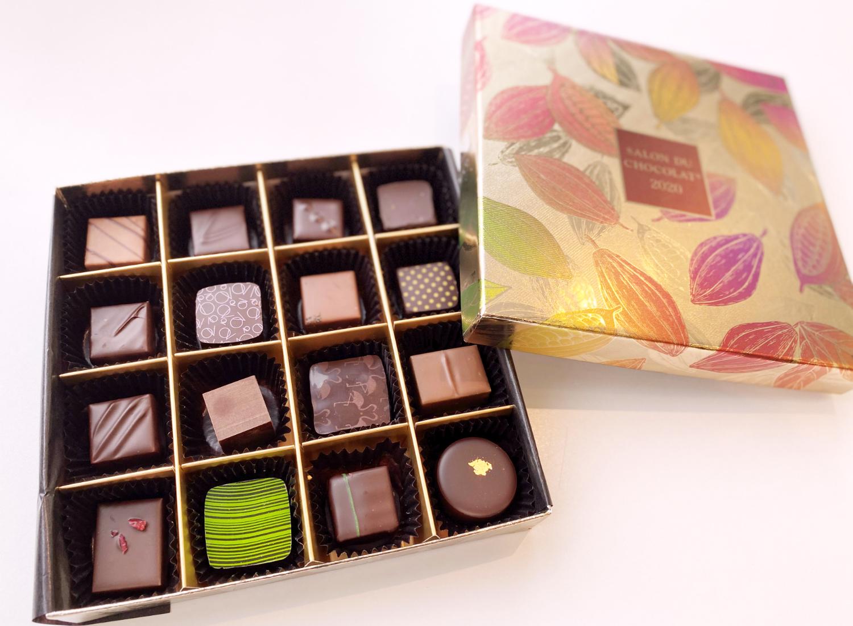 開催中の「サロン・デュ・ショコラ2020」 16人の作り手の味が楽しめるコレクションボックス
