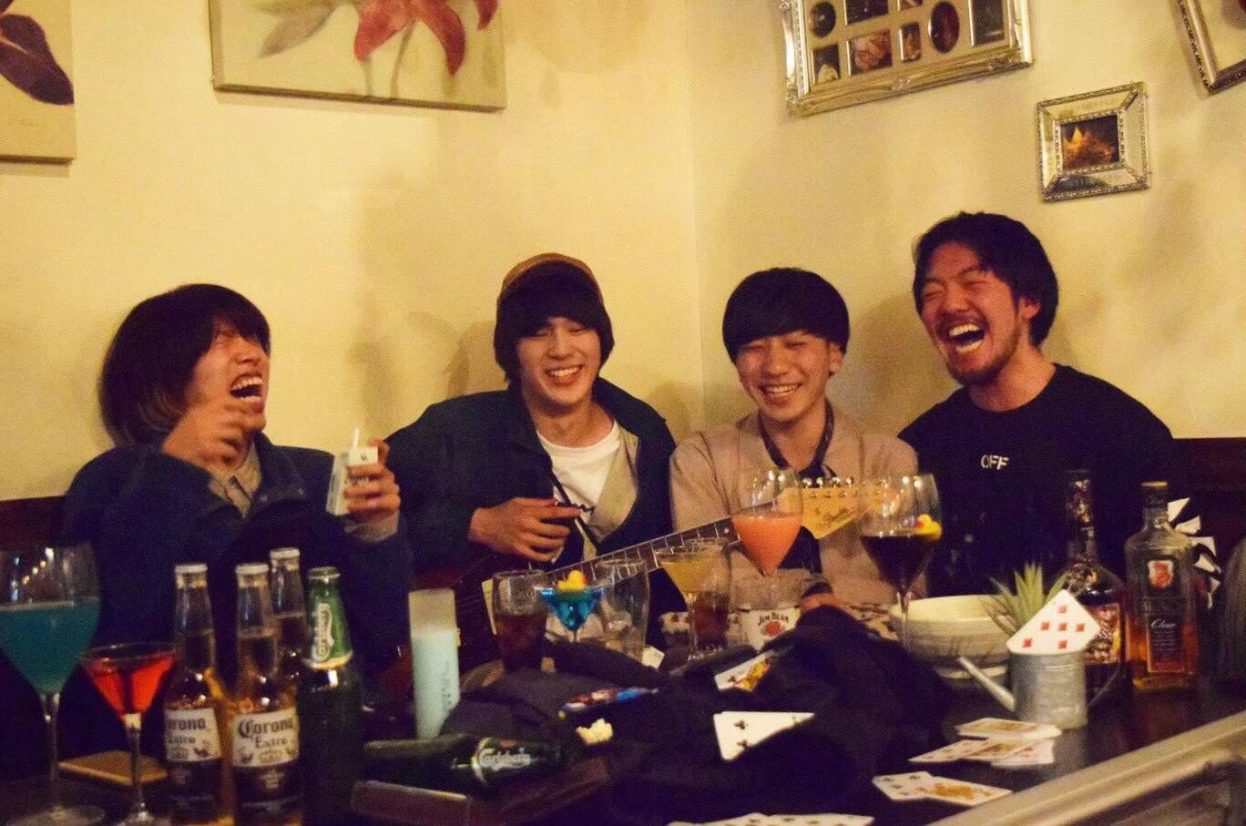 【注目の学生アーティスト】石川県金沢のバンド・プッシュプルポット、楽曲で自分の素直な気持ちを吐露