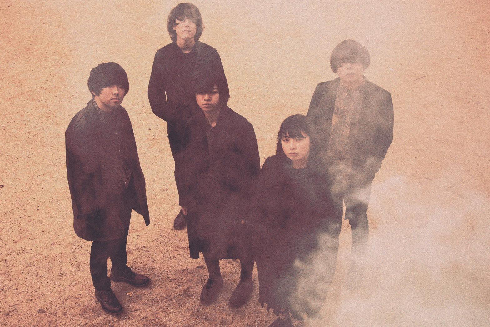 【注目の学生アーティスト】滋賀県発女声オルタナティブロックバンド・Blume popo! あっこゴリラ「いい意味でアンバランスですごくいい」