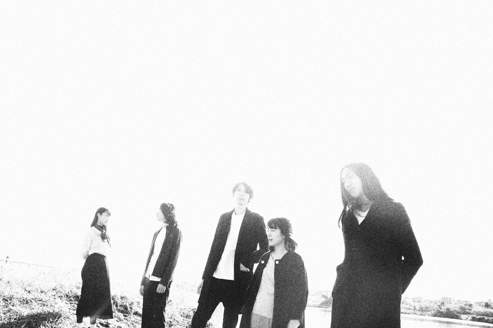 【注目の学生アーティスト】男女5人組シューゲイザーバンド・sinker