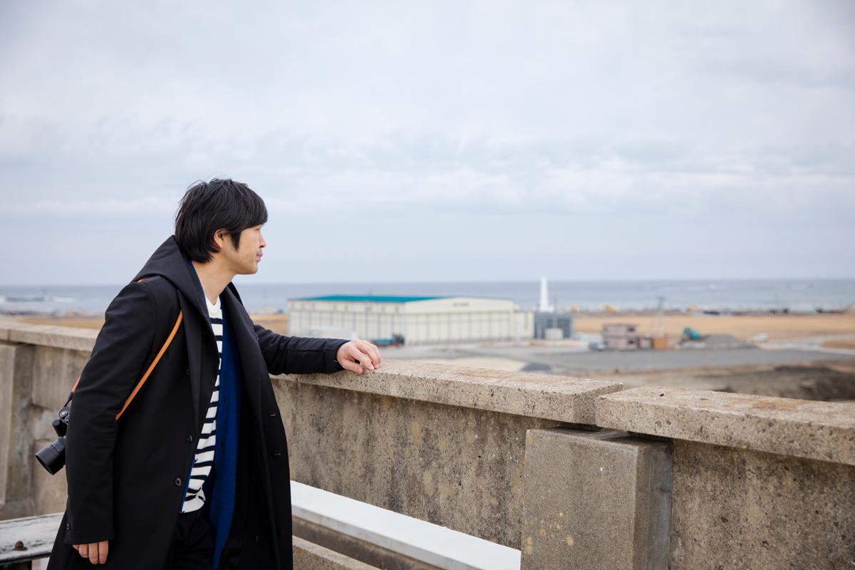 藤巻亮太、被災地を想い「大地の歌」書き下ろし、3月11日にJ-WAVEで初披露(コメントあり)