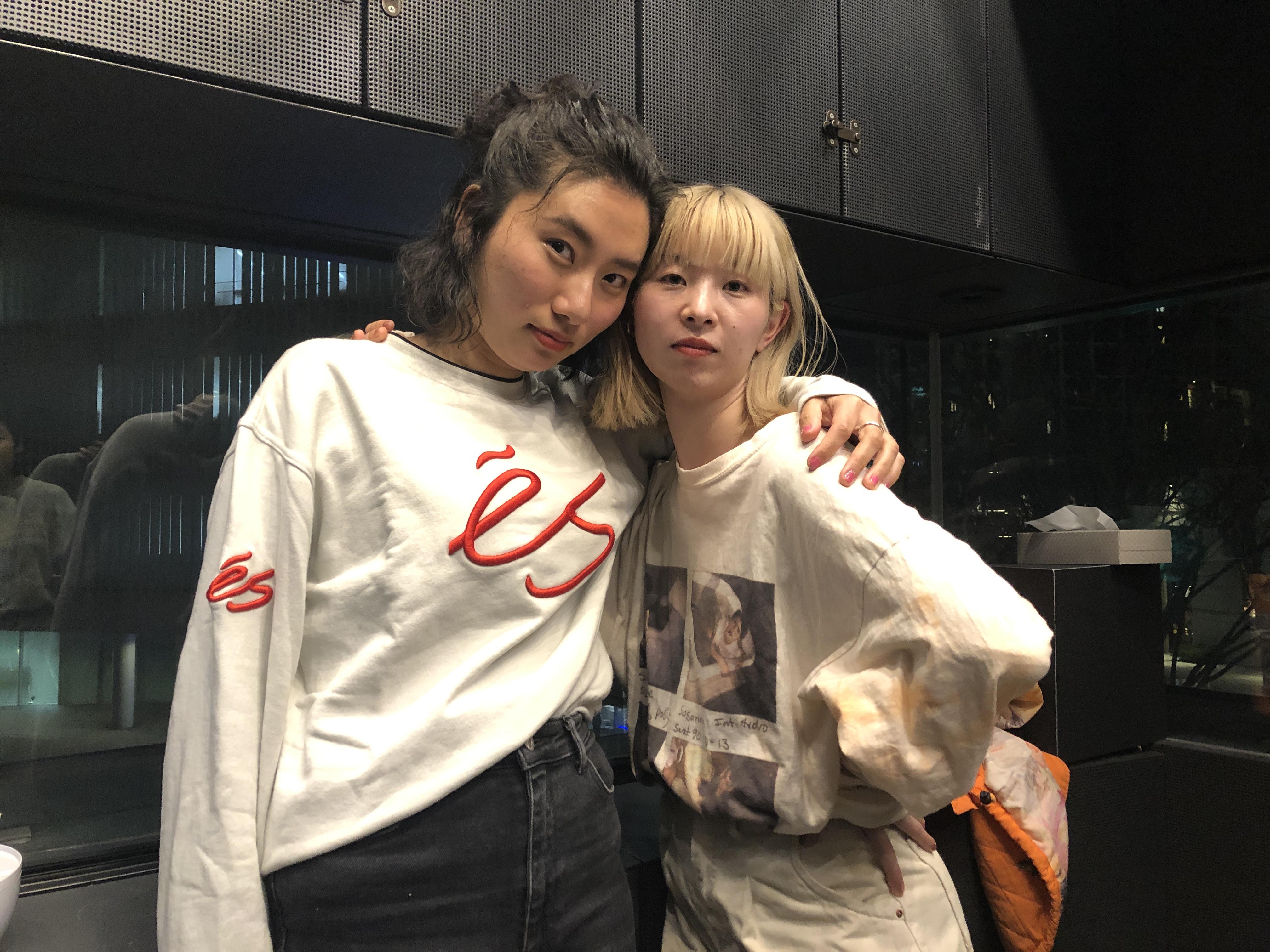 CHAI ユナ&ユウキ、アメリカの思い出は「シカゴでのラブラブデート」! 新曲も初オンエア