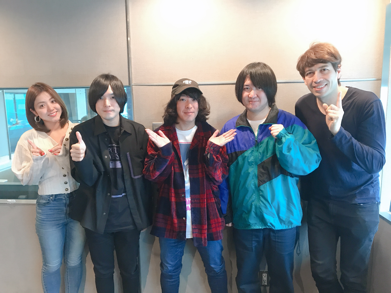 """KANA-BOON・谷口 鮪、メンバー脱退を経て…""""悲しみ""""にも向き合って曲を作った"""