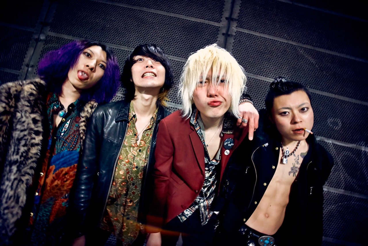 【注目の学生アーティスト】4人組ロックンロールバンド・ANNIE DROPS「若い人たちが飛びつくような音楽をやりたい」
