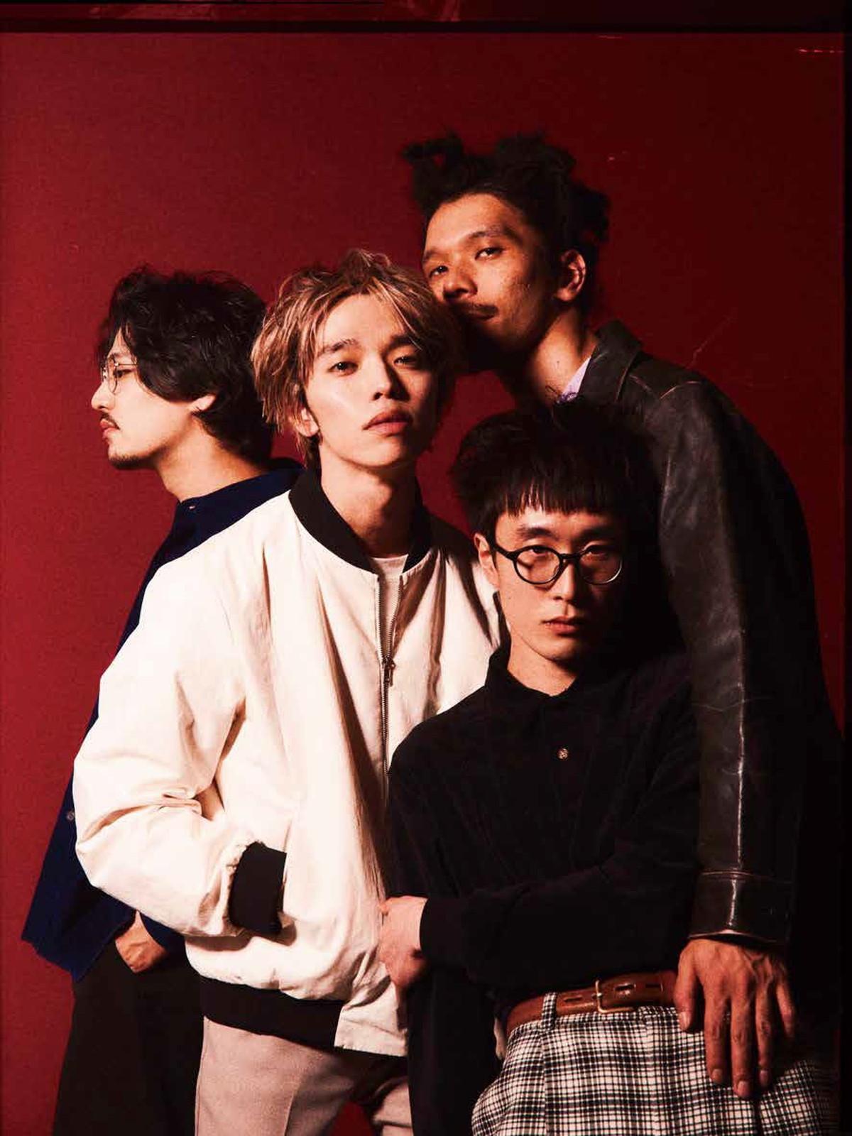 """元PAELLASのMATTON率いる新バンド・PEARL CENTER、『Humor』は""""きらめきの成分""""を大切に"""