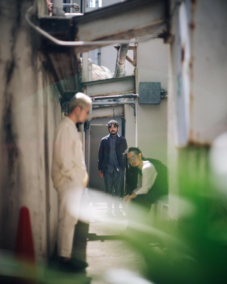 Ryu Matsuyama、mabanuaが共同プロデュースで参加した最新アルバム『Borderland』リリース