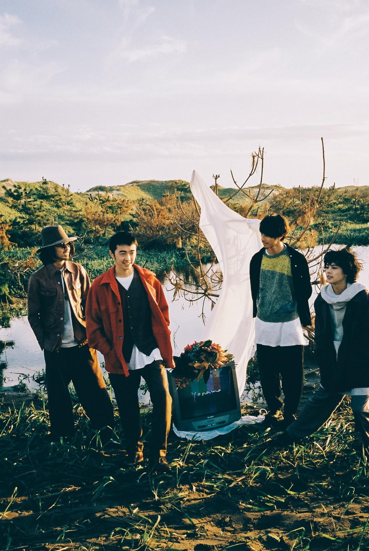 福岡発新世代ネオ・ソウル・バンドyonawo、ミニアルバム『LOBSTER』リリース! 今までとのアレンジの違いを楽しんでほしい