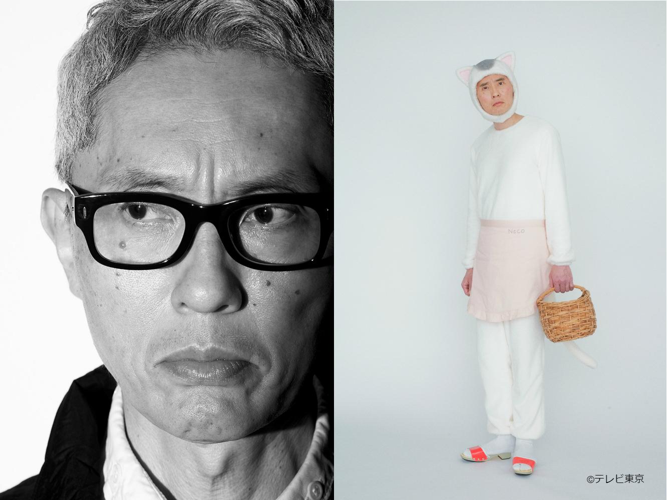 松重 豊、『きょうの猫村さん』原作者・ほしよりこに聞く! 豊かなキャラクターが生まれた、意外な背景とは