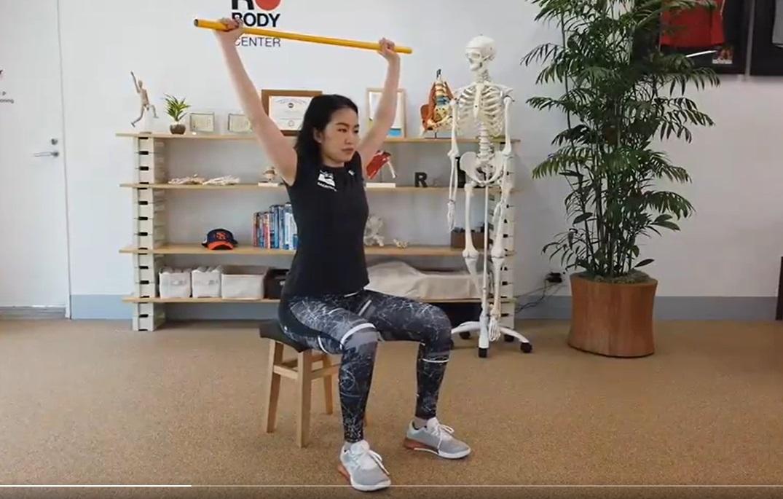 運動不足を解消! 自宅で「体を整える」コンディショニングトレーニング