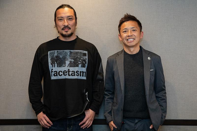 新羅慎二×GAKU-MCが語る、表現者の復興支援「影響力などを清く正しく使っていくのも大事」