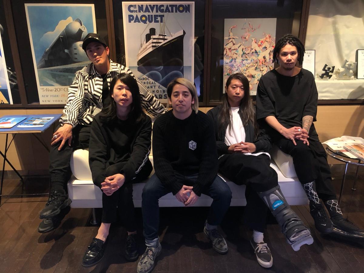 サバプロ・Show、Tatsuya、Ivanが影響を受けた音楽とは? 「こういうの聴きながら家の周り散歩してる」