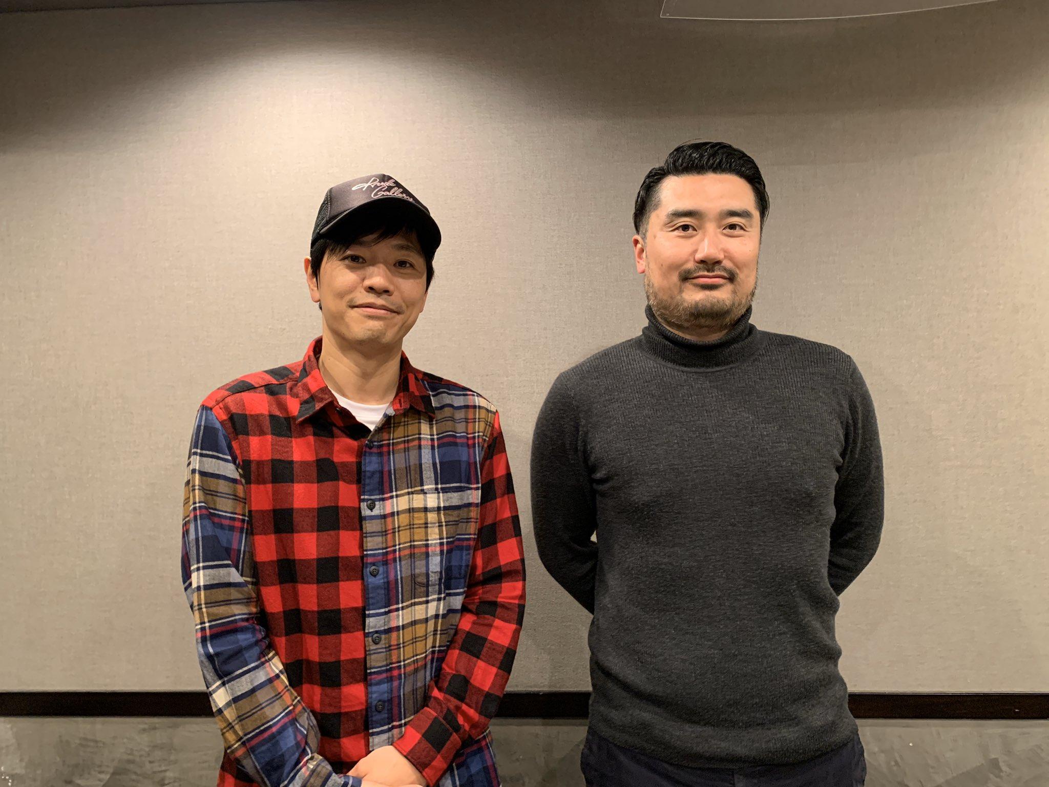 リスナーに「さまざまな視点」を共有! 藤田琢己&中道大輔の新番組がスタート