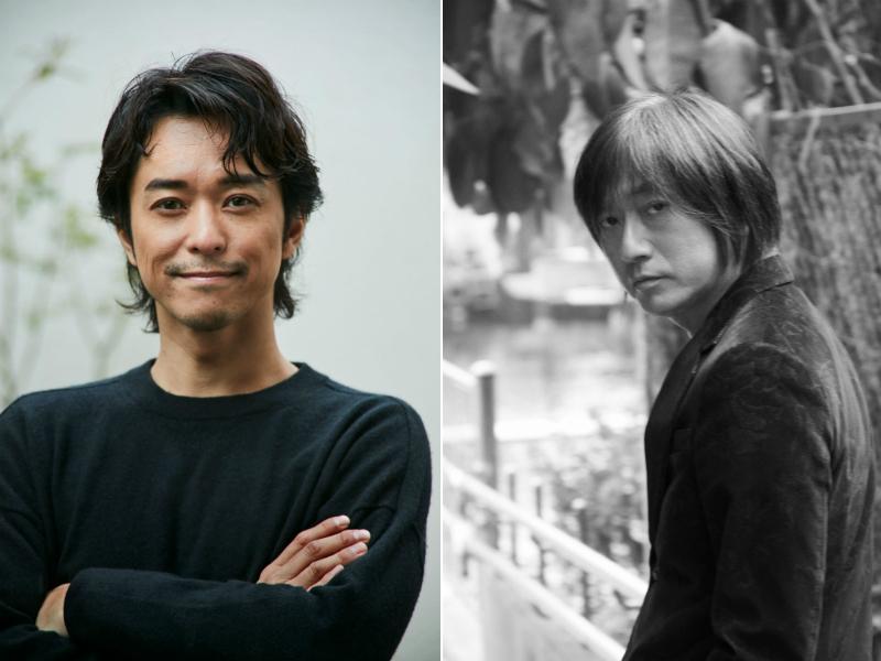 小橋賢児×小林武史、4月26日(日)『INNOVATION WORLD ERA』で対談