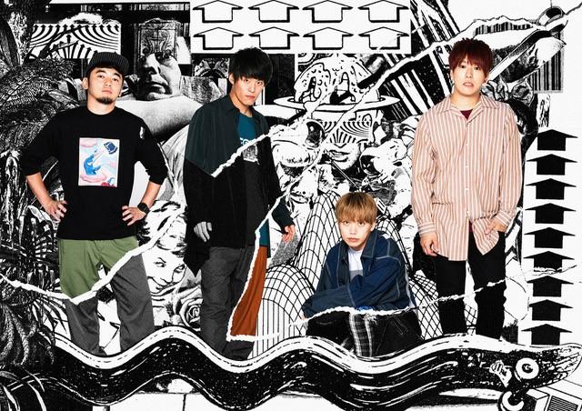 04 Limited Sazabys、ライブハウスから無観客ライブ生中継!J-WAVE「#音楽を止めるな」プロジェクト