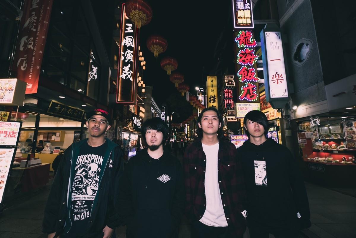 【注目の学生アーティスト】メロコア/ハードコア・バンドJasonAndrew、地元・横浜を中心に活動中