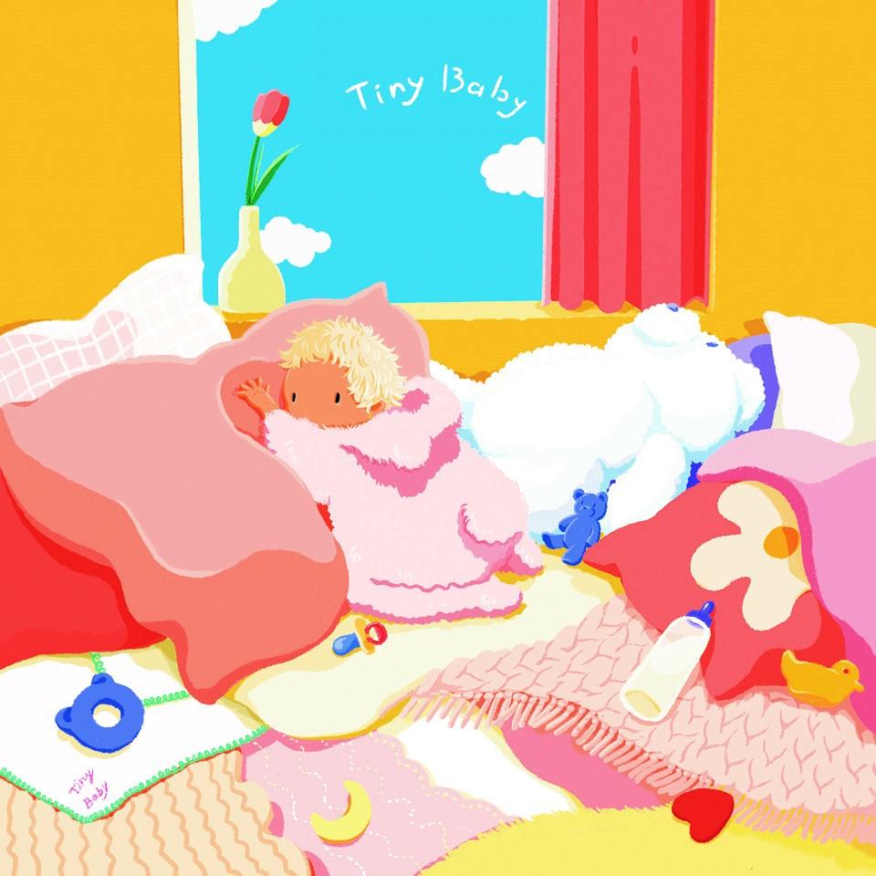 【注目の学生アーティスト】ユニット・tiny baby、「ルーツは70年代のAORや90年代の渋谷系」