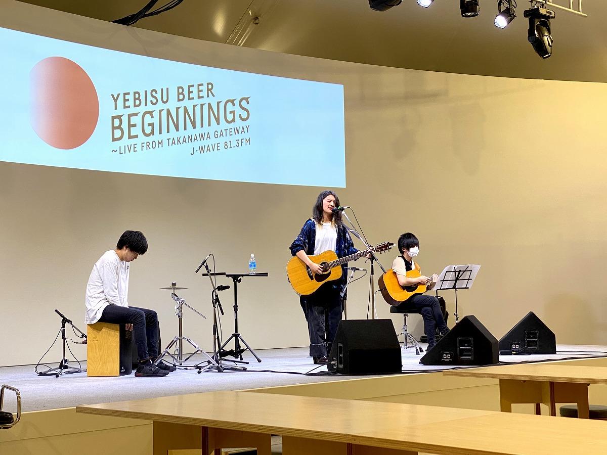 しなの椰惠、THE YELLOW MONKEY『JAM』のカバーを含めた3曲を生演奏!【音源あり】