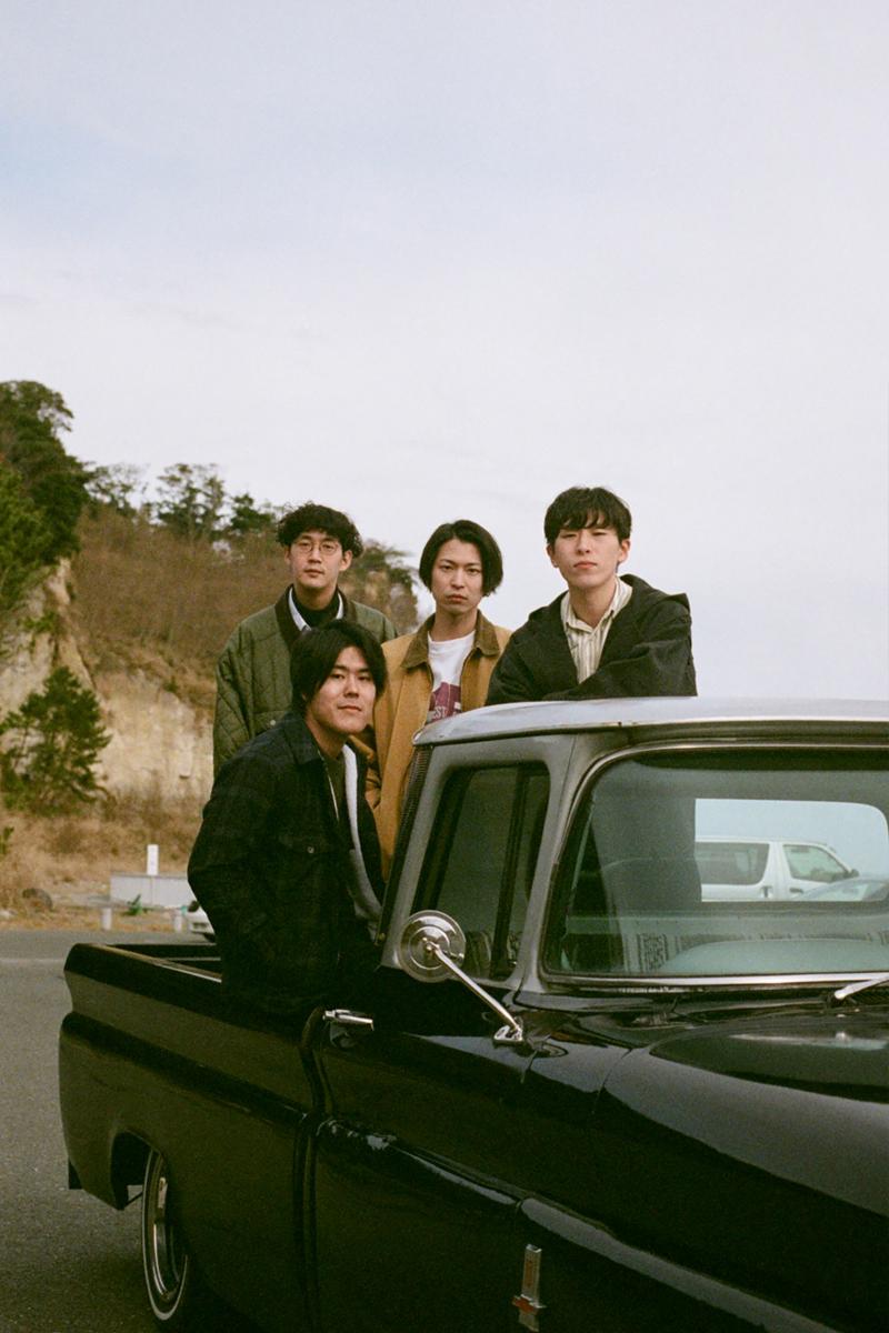"""4人組インディーポップバンド・I Saw You Yesterday、抱えるテーマは""""どんなときでも聴ける音楽"""""""