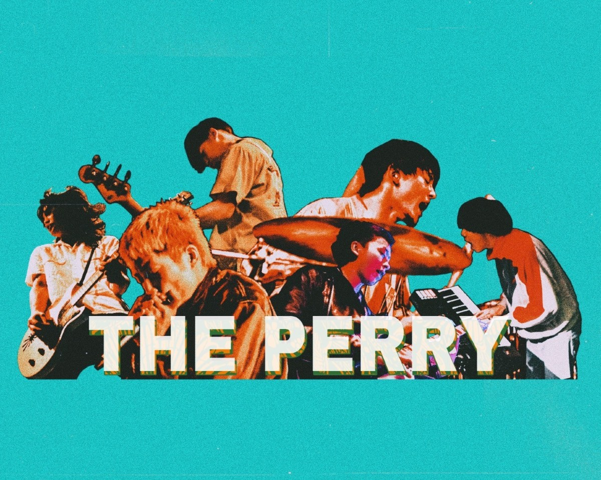 【注目の学生アーティスト】大阪・堺の6人組バンド・THE PERRY、懐かしいロックンロールサウンドがとにかくかっこいい