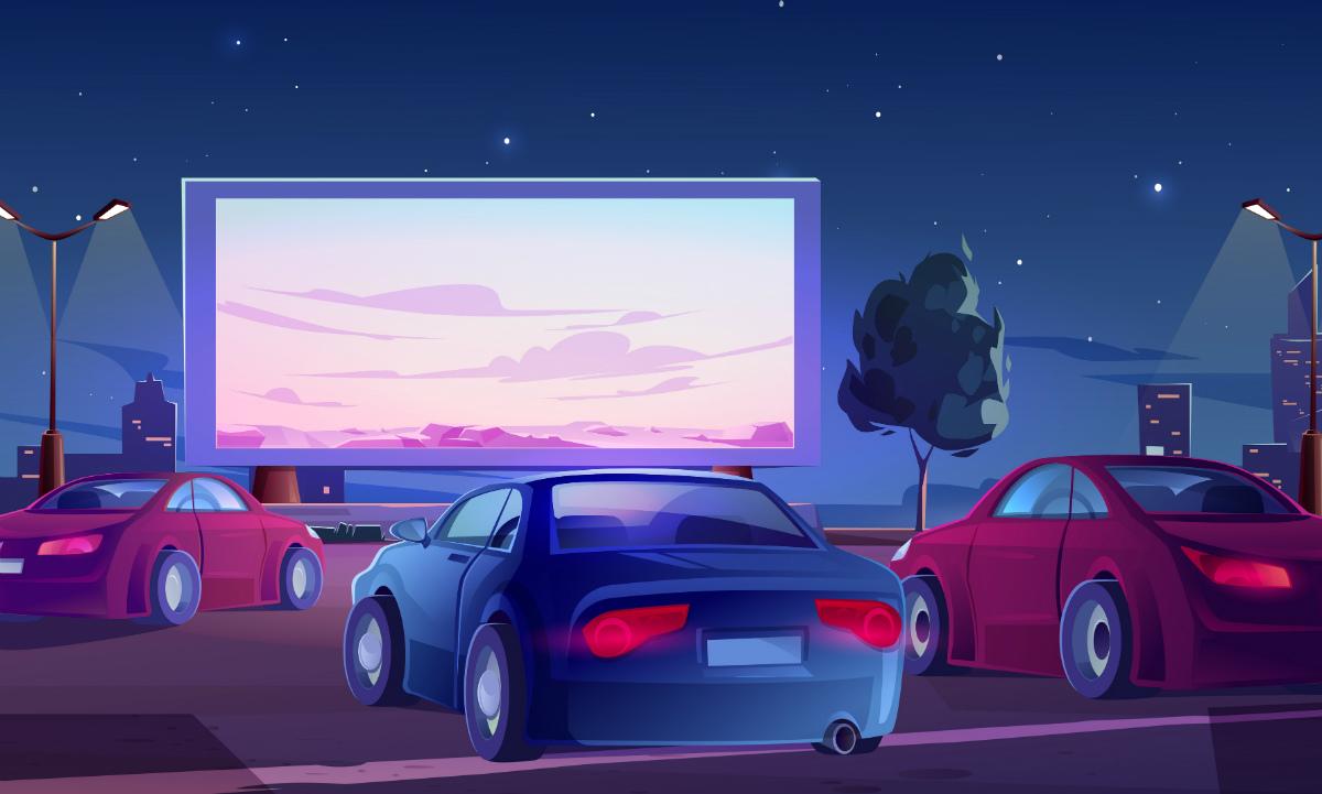 映画鑑賞に変化。アメリカで広まる「ドライブインシアター」は日本で普及する?