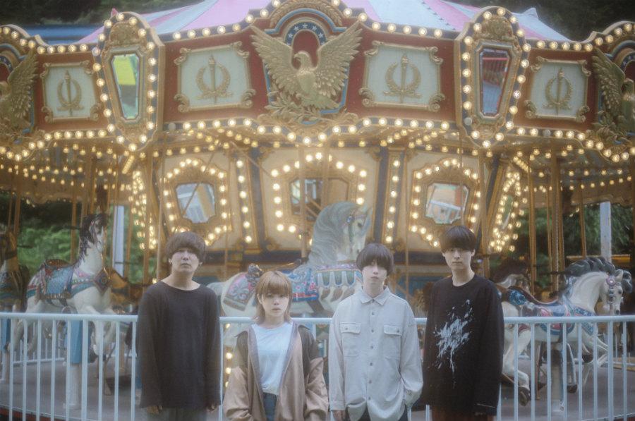 次世代型ロックバンド・クレナズム、春から初夏への移り変わりを歌う新曲を8/5リリース