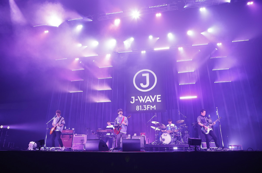 アジカン「少しずつ、音楽を鳴らせる場が戻ってくれば…」 感謝を込めたステージ【J-WAVE LIVE 2020】