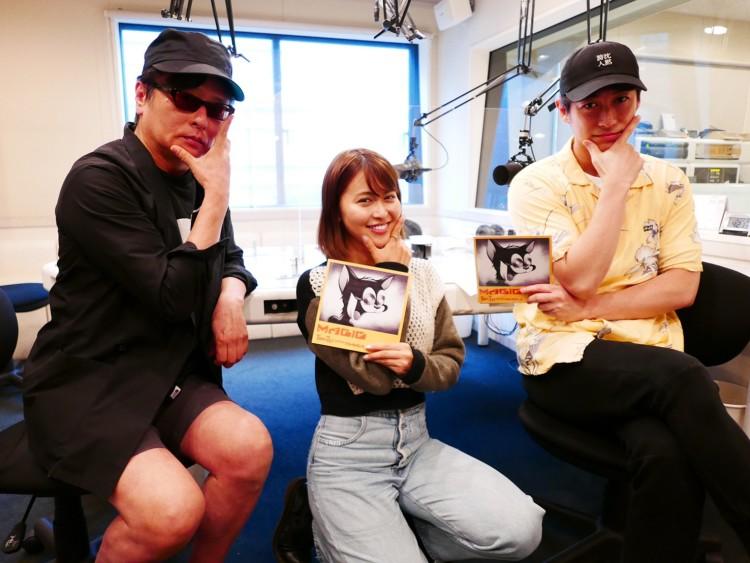 TOWA TEI、全米デビューから帰国までを振り返る。DEAN FUJIOKAも「すごい」を連発