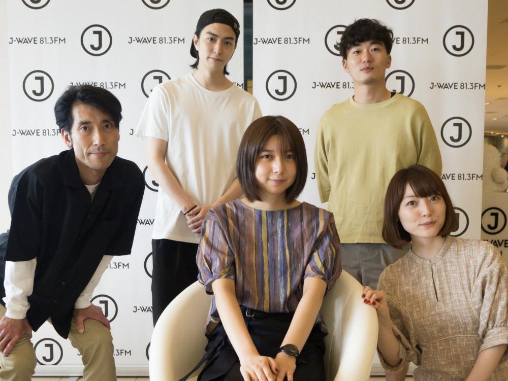 花澤香菜「とっても楽しかった」 上白石萌歌、稲葉 友、村上 航がラジオドラマ収録を振り返る