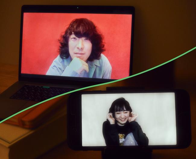 KANA-BOON・谷口×赤い公園・津野による「wasabi」 優しさあふれる楽曲どう生まれた?