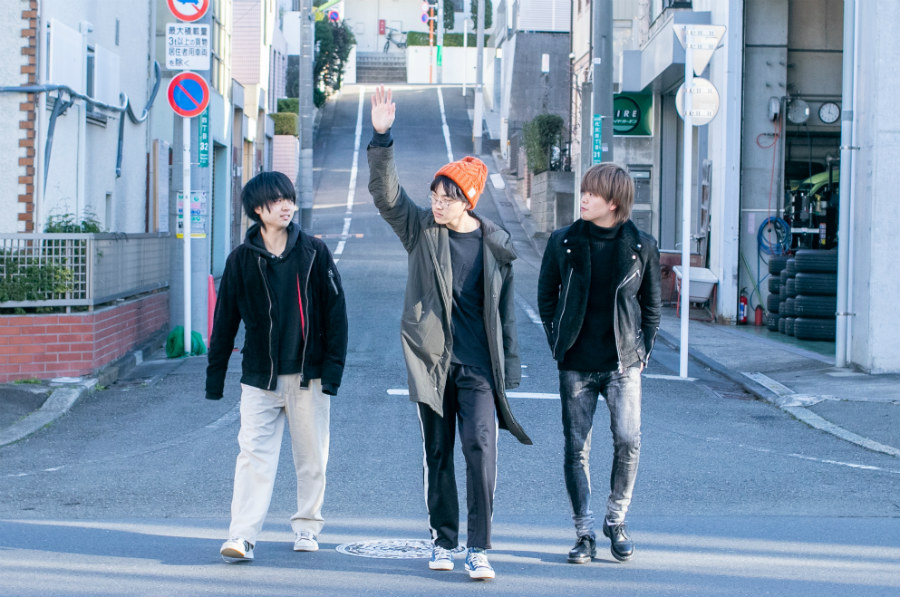 【注目の学生アーティスト】バンドオーディション「RO JACK」で優勝! 3ピースロックバンド・toronto