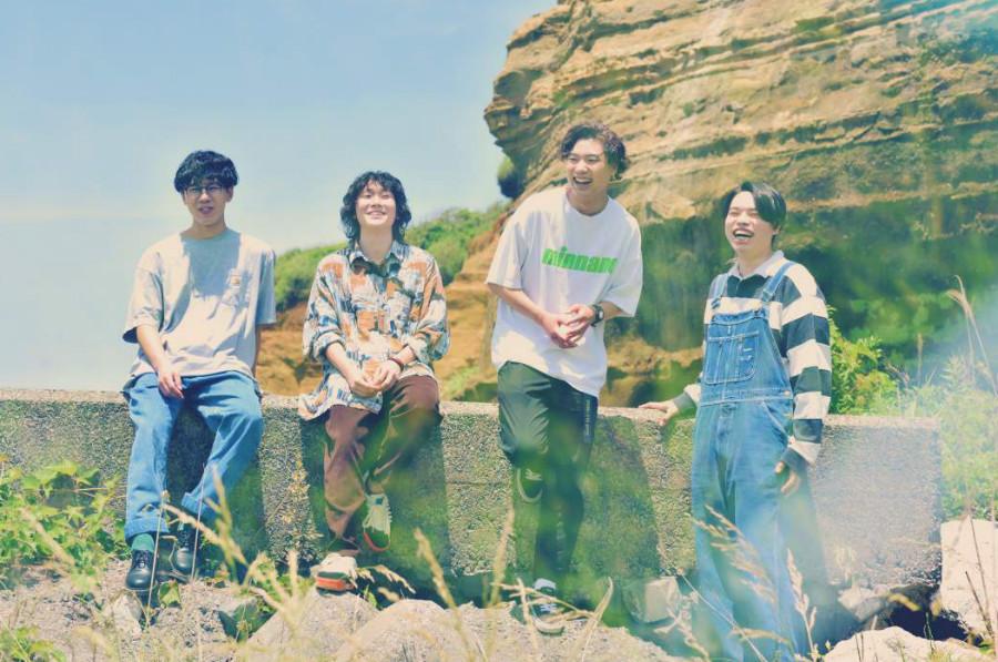ギターロックバンド・kobore、新作『風景になって』でメジャーデビュー! バンドを代表する1枚に