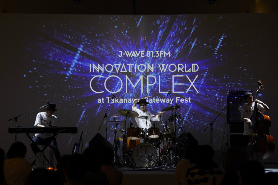 """""""モビリティがつくる未来""""とは…最新テクノロジーが集結「J-WAVE INNOVATION WORLD COMPLEX」写真レポ"""