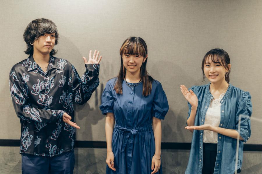 小説を音楽にするユニット・YOASOBI、『INNOVATION WORLD ERA』8/30をナビゲート! ゲストは藍にいな
