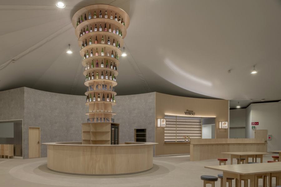 【プレゼント】「J-WAVE NIHONMONO LOUNGE」で飲み物&料理が楽しめるコインを抽選で30名様に
