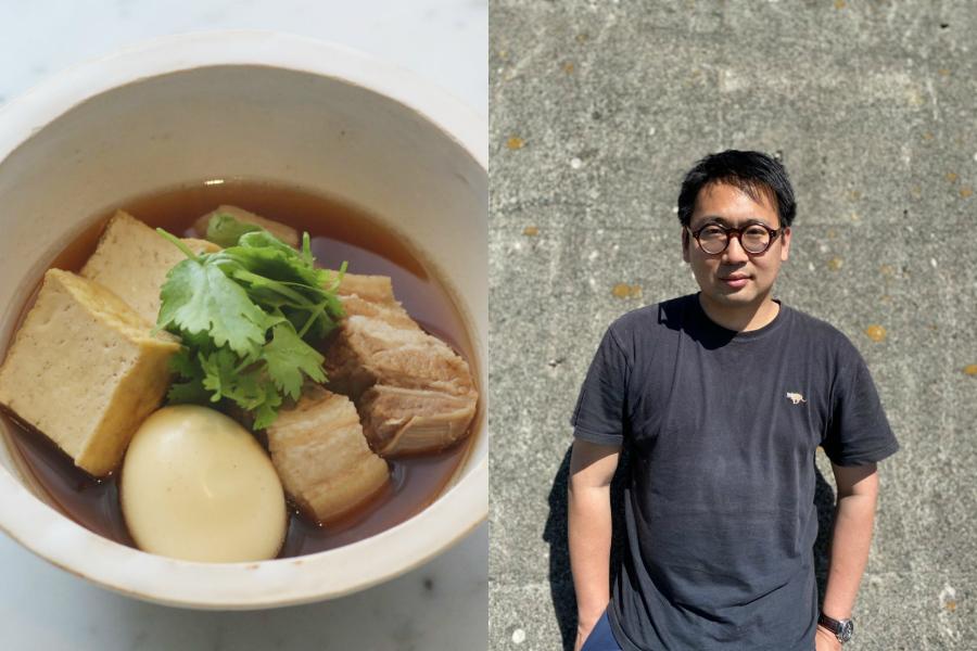 タイ風角煮「ムーパロー」レシピ。タイ料理屋「Chompoo」シェフ・森枝 幹が解説