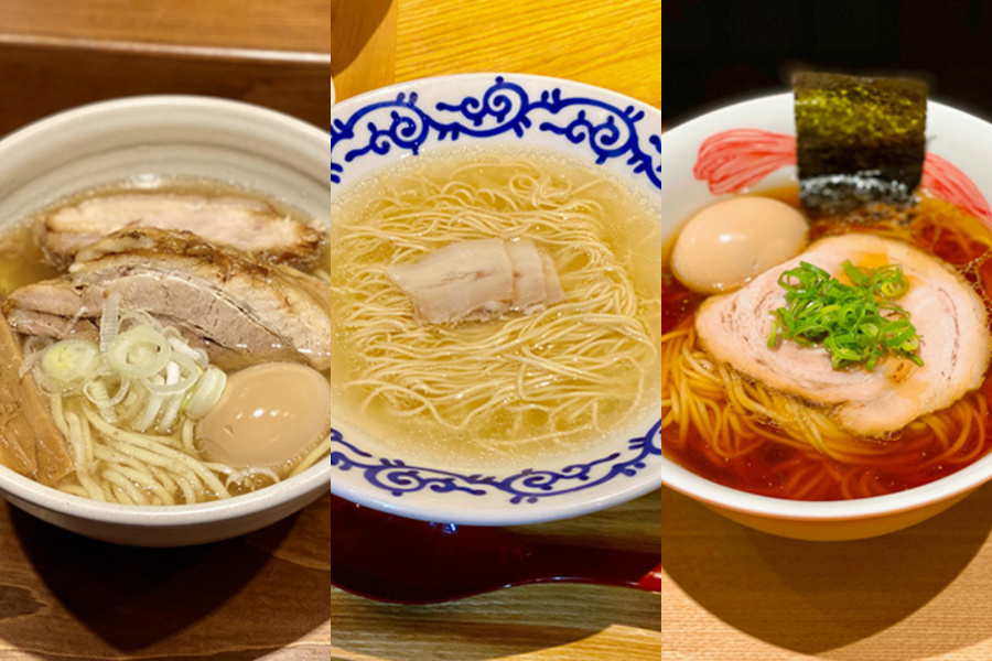 驚くほどおいしい「地方の人気ラーメン」 東京で楽しめる3店は