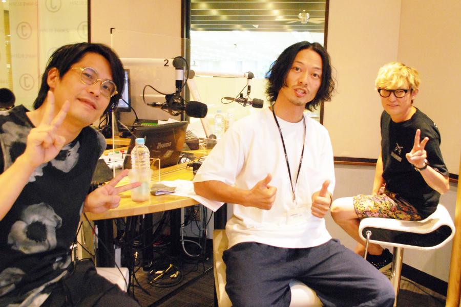 """ミッシェルの""""音""""は、ここがすごい。THE BACK HORN・山田&菅波×スガ シカオが語る"""