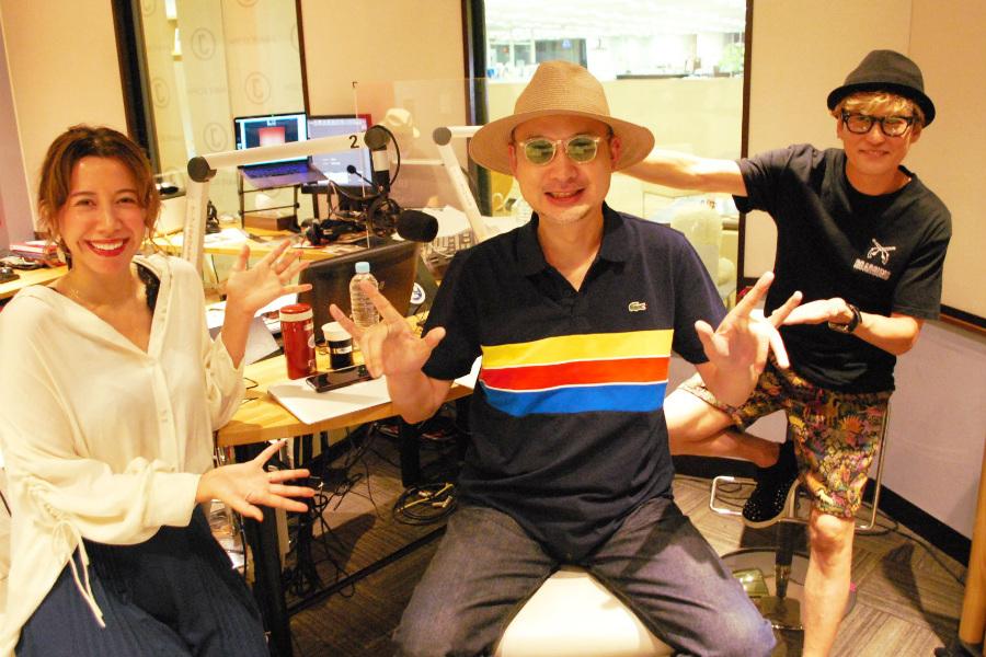 FLYING KIDS・浜崎とスガ シカオが大盛り上がり! サッカー「ユーロ2004」現地観戦の思い出