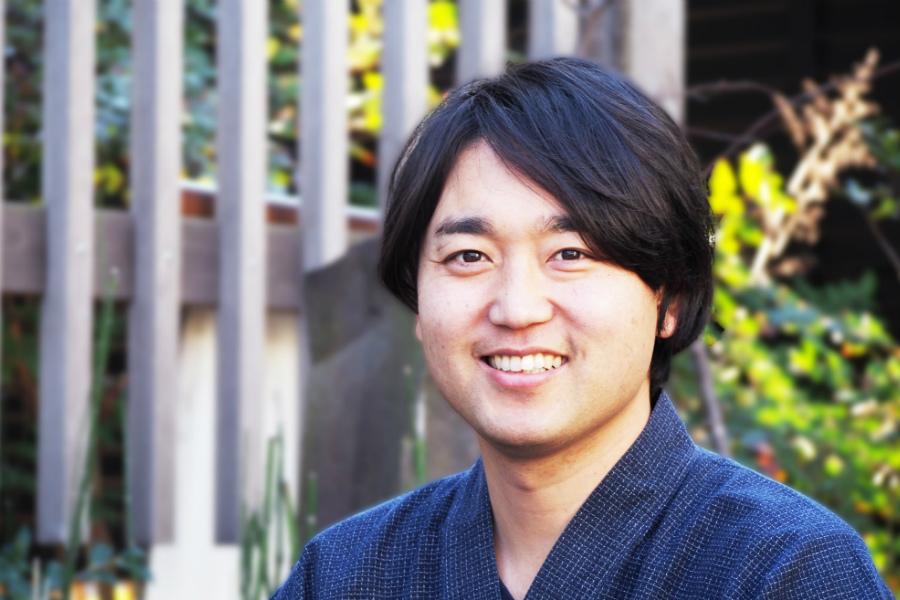 武田双雲、会社員から書道家へ。きっかけは、名前を書いてあげた同僚の涙