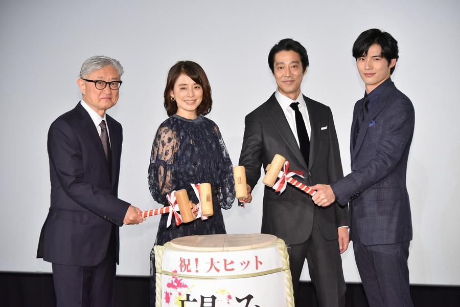 堤真一、「普通のおっさん」だと思わせたくて…家族役を演じた石田ゆり子&岡田健史との会話は