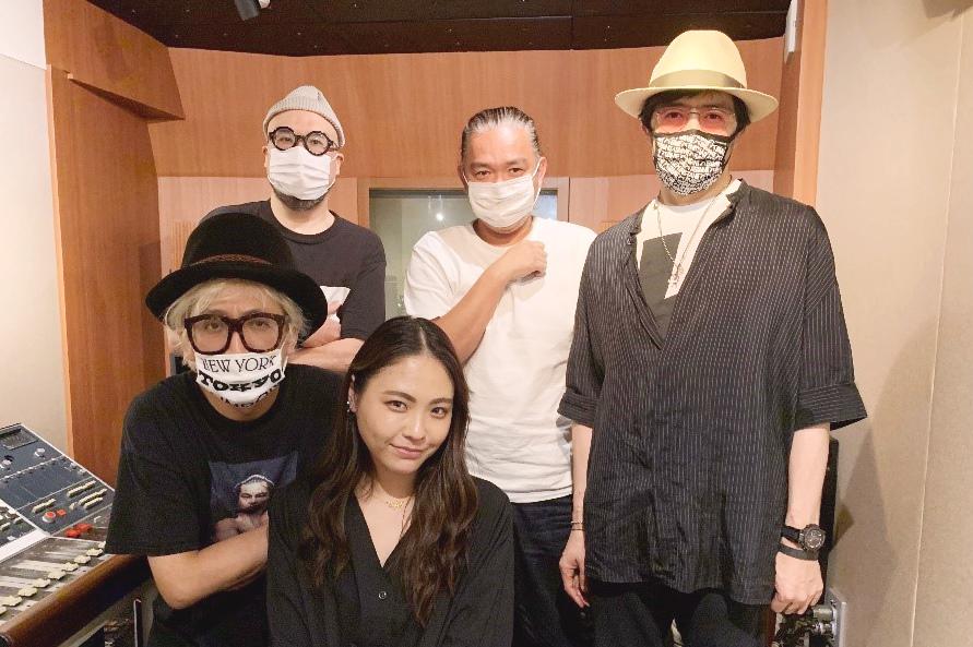 スカパラ・谷中 敦が歌詞に込めた思いは…J-WAVE『SHIBUYA DESIGN』オリジナル楽曲が完成!