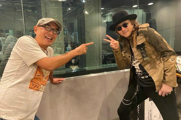 石井竜也「めちゃくちゃやりましょう」 YouTube番組にピストン西沢が参加決定
