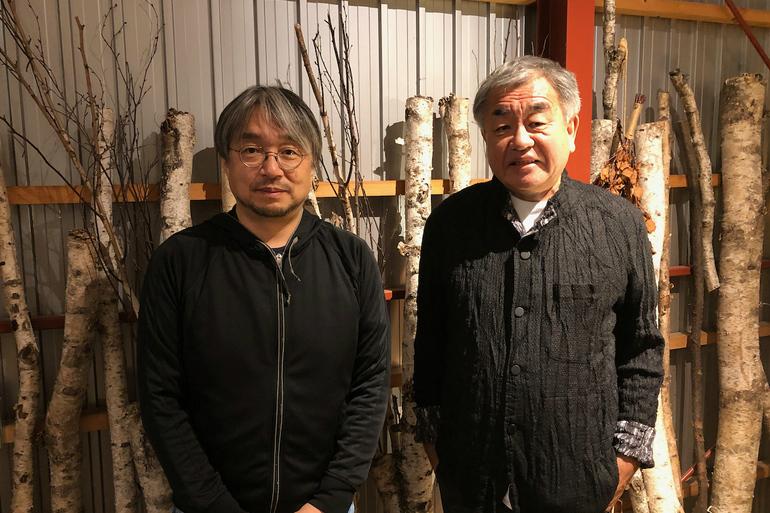 隈 研吾、「北海道で自然と共存する人々」を取材。小山薫堂と得た学びは?