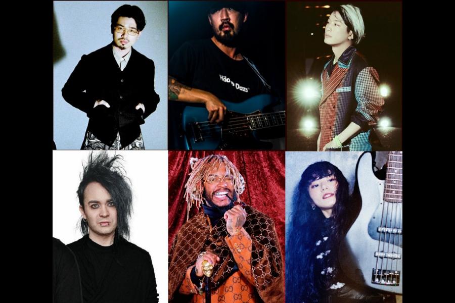 11月11日は「ベースの日」。ハマ・オカモト(OKAMOTO'S)ら豪華ベーシストが特番に出演、ライブ音源も