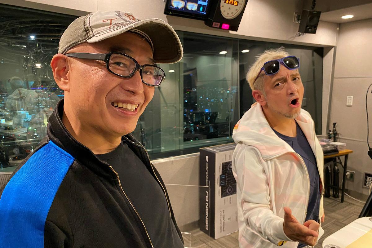 DJ TAROの「忙しすぎる週末」に、ピストン西沢も驚き