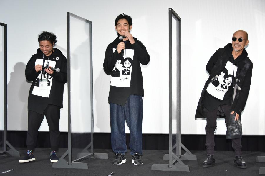 松田龍平、山田孝之の監督ぶりにツッコミ「ほかの役者さんには熱い想いをぶつけていたのに」