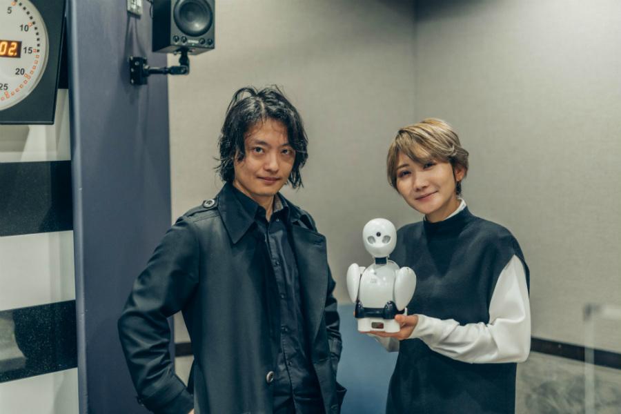 SEKAI NO OWARI・Saoriが訊く、「これからの社会を支えるロボット」とは?11/29(日)J-WAVEの番組をナビゲート